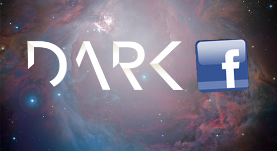 Follow DARK on Facebook